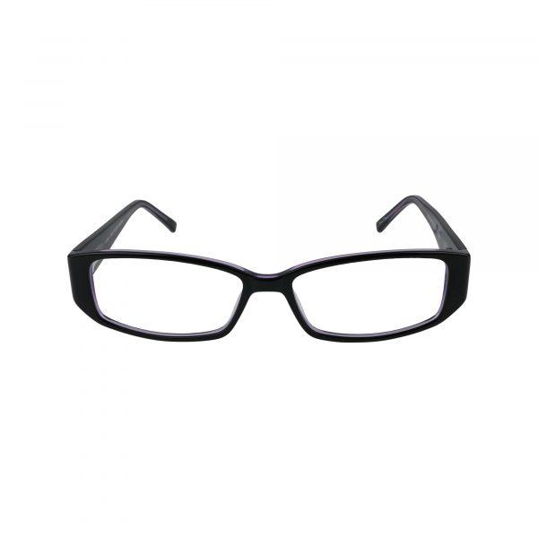 K158 Purple Glasses - Front View