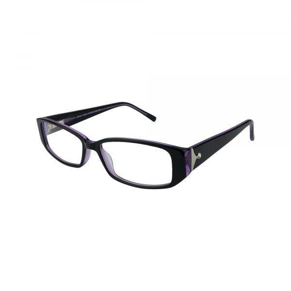 K158 Purple Glasses - Side View