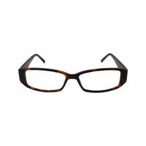 K158 Tortoise Glasses - Front View