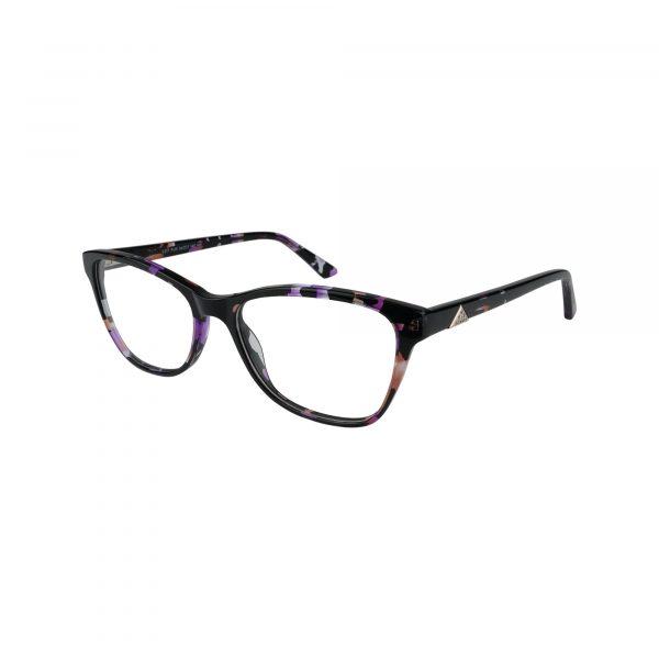 K217 Purple Glasses - Side View