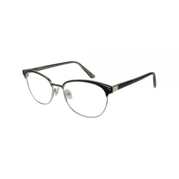K220 Black Glasses - Side View