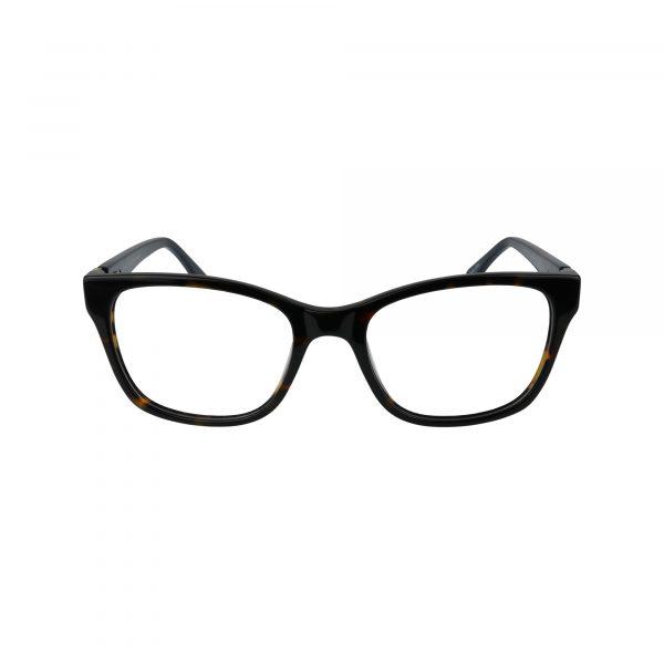 K214 Tortoise Glasses - Front View