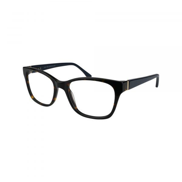 K214 Tortoise Glasses - Side View