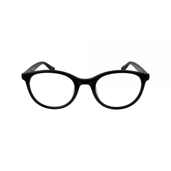 1016 Black Glasses - Front View