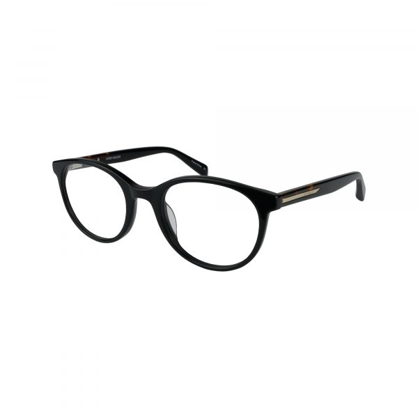 1016 Black Glasses - Side View