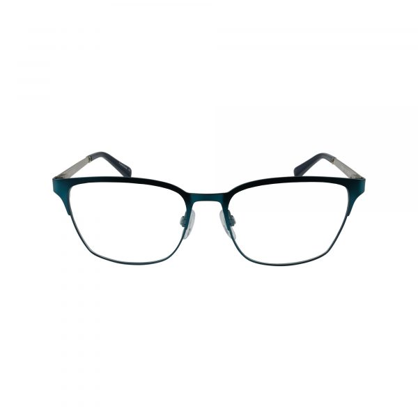 3006 Green Glasses - Front View