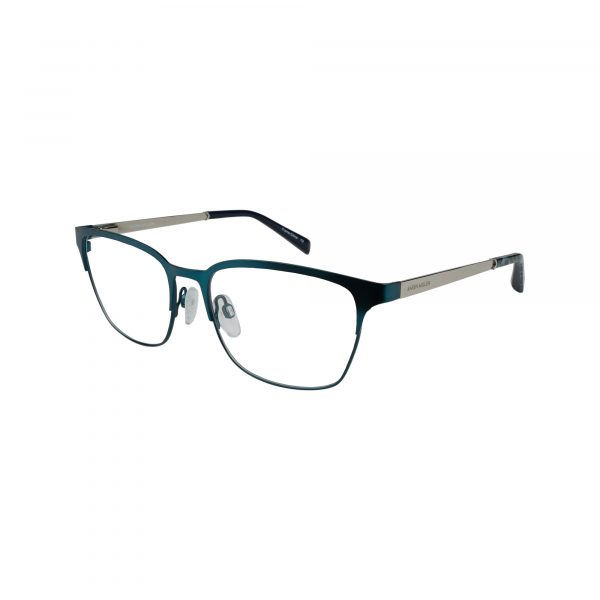 3006 Green Glasses - Side View