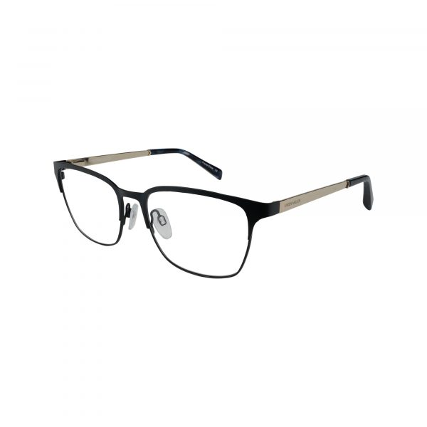 3006 Blue Glasses - Side View