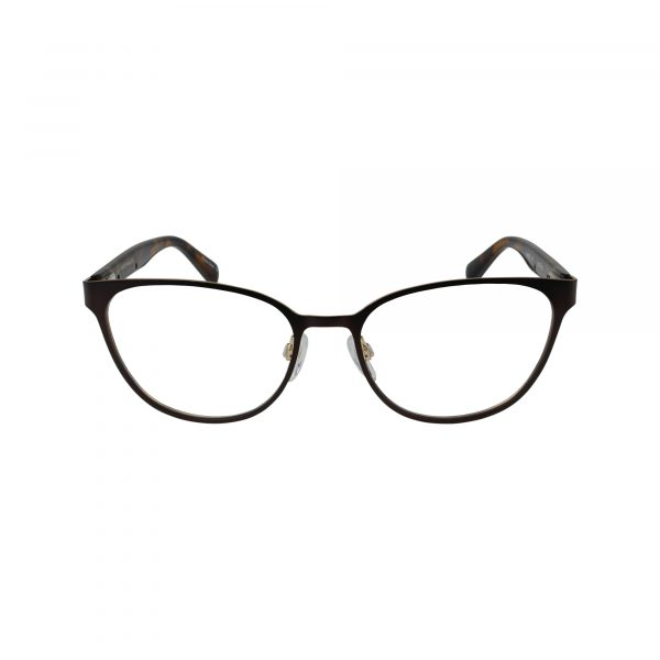 3005 Brown Glasses - Front View