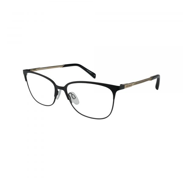 3013 Black Glasses - Side View