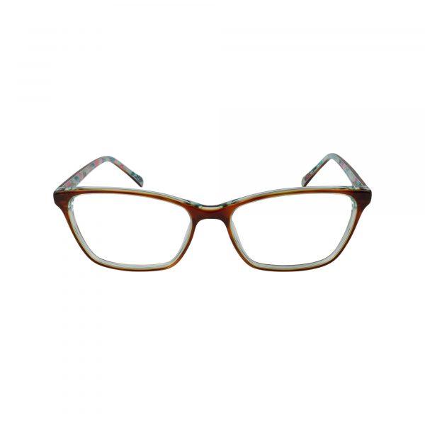 Alora Tortoise Glasses - Front View