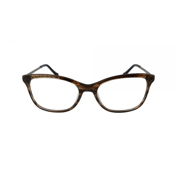 Tavia Tortoise Glasses - Front View