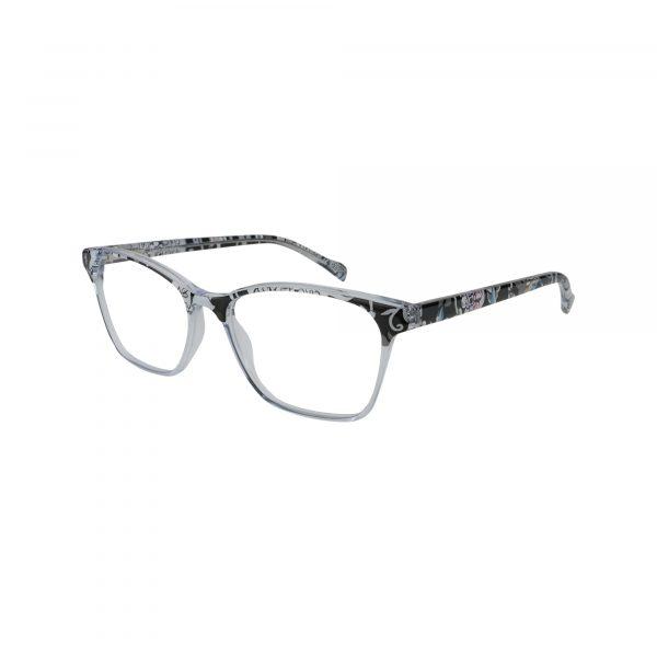 Andie Crystal Glasses - Side View