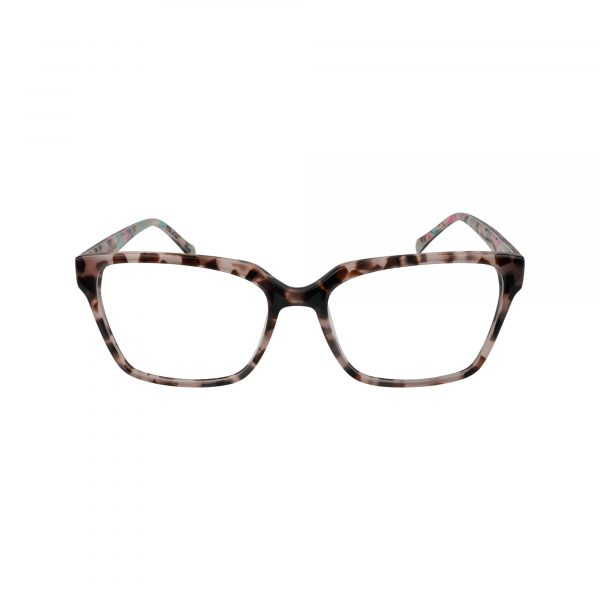 Tinley Tortoise Glasses - Front View