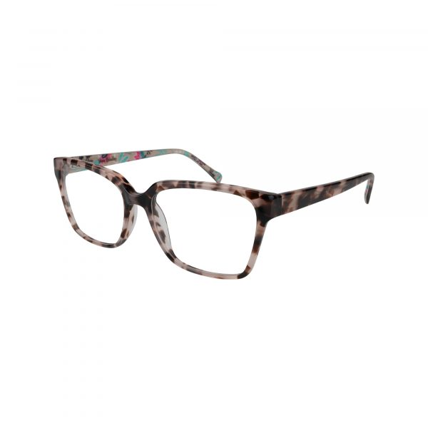 Tinley Tortoise Glasses - Side View