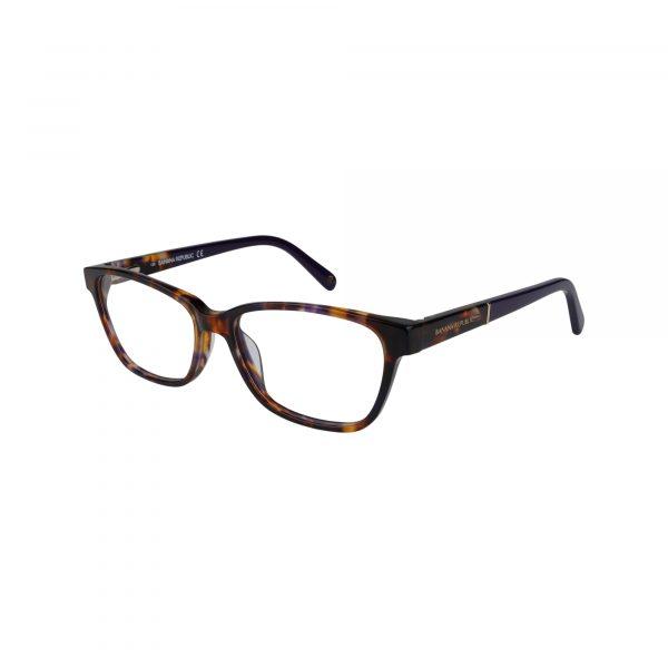 Clare Multicolor Glasses - Side View