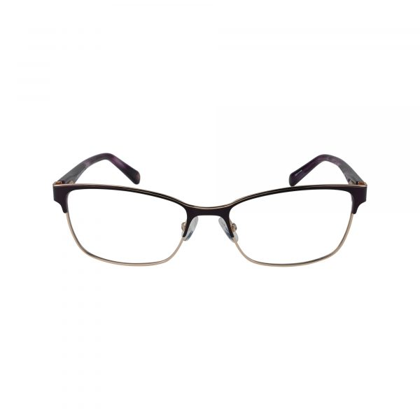 Mabel Purple Glasses - Front View