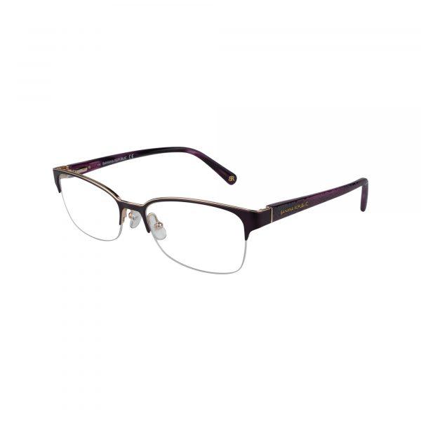 Elsa Purple Glasses - Side View