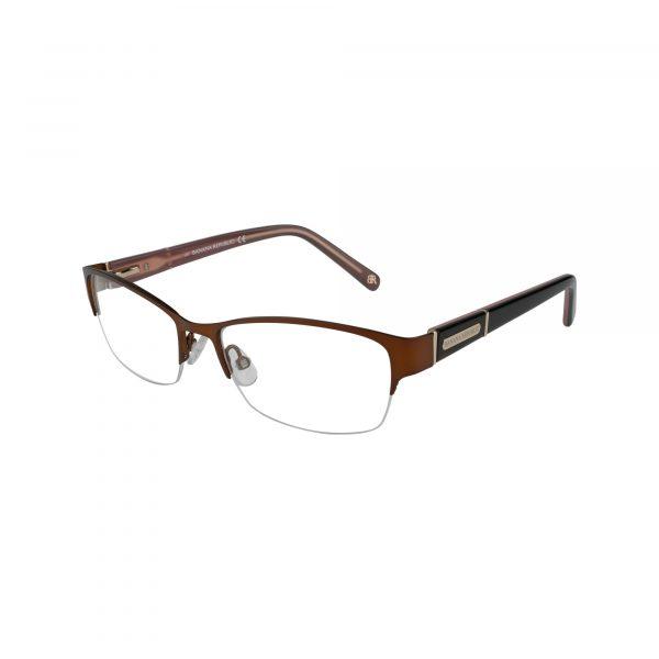 Jordyn Brown Glasses - Side View