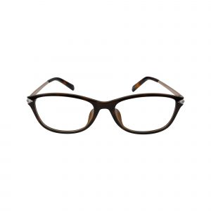 5293D Brown Glasses - Front View