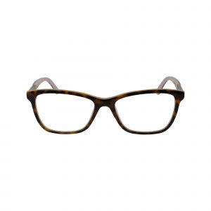 5117 Brown Glasses - Front View