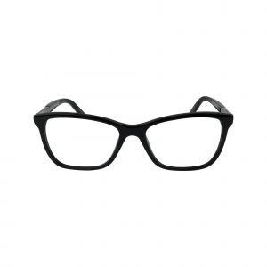 5117 Black Glasses - Front View