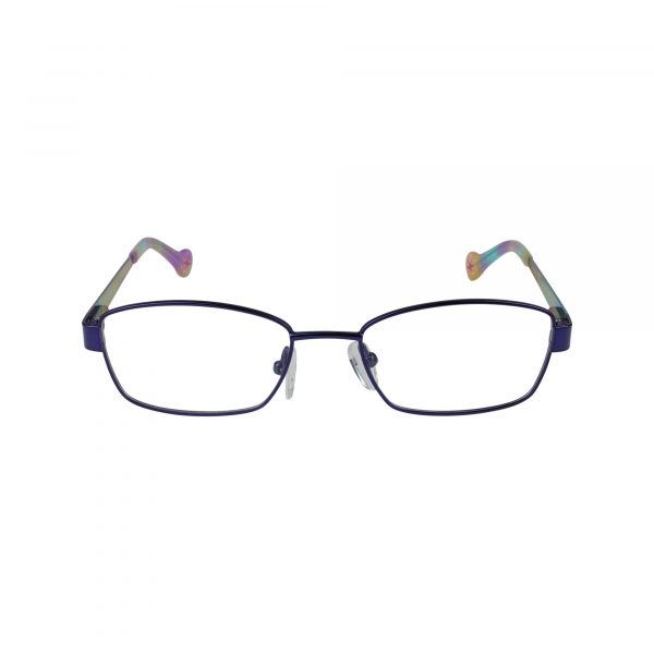 Ethereal Purple Glasses - Front View