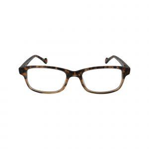 Honesty Tortoise Glasses - Front View