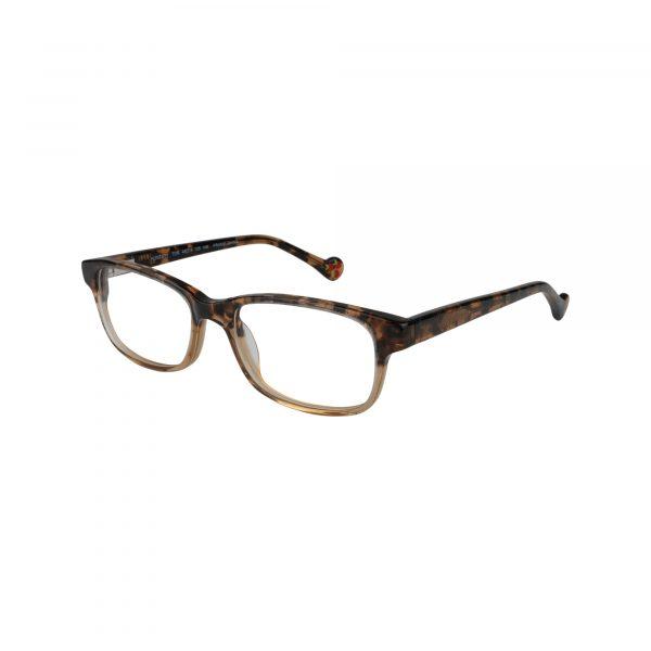Honesty Tortoise Glasses - Side View