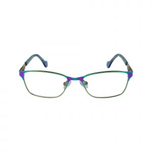 Fancy Multicolor Glasses - Front View