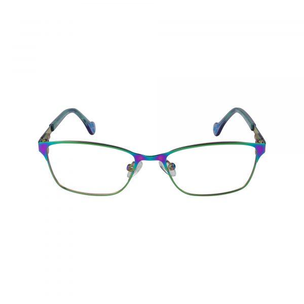 Fancy Multicolor Glasses - Front View