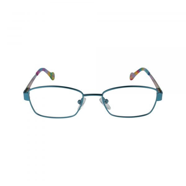 Ethereal Green Glasses - Front View