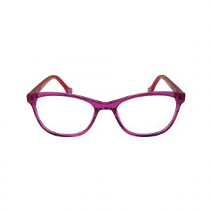 Ponyville Pink Glasses - Front View