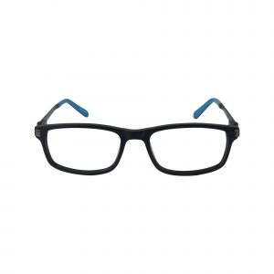 Hitch Blue Glasses - Front View