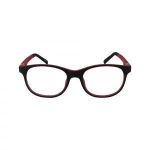 PP14 Black Glasses - Front View
