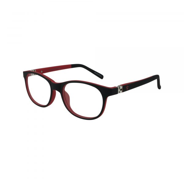 PP14 Black Glasses - Side View
