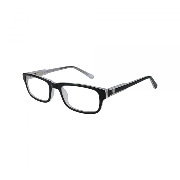 Guardian Black Glasses - Side View