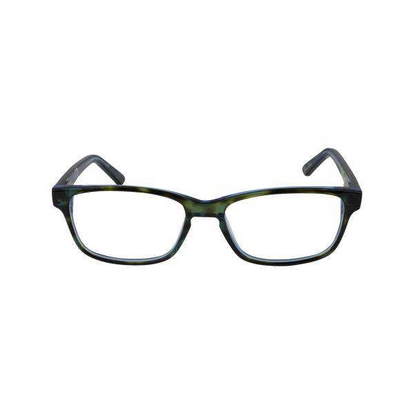 TMNT Geek Tortoise Glasses - Front View