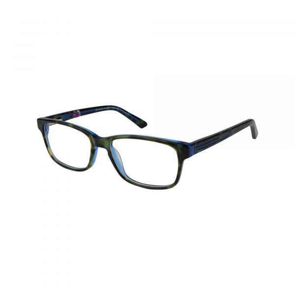 TMNT Geek Tortoise Glasses - Side View