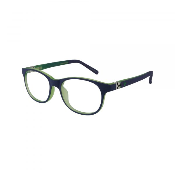 PP14 Blue Glasses - Side View