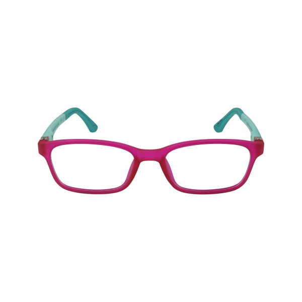 PP02 Pink Glasses - Front View