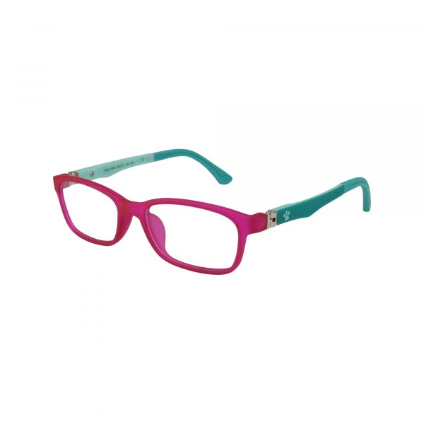 PP02 Pink Glasses - Side View
