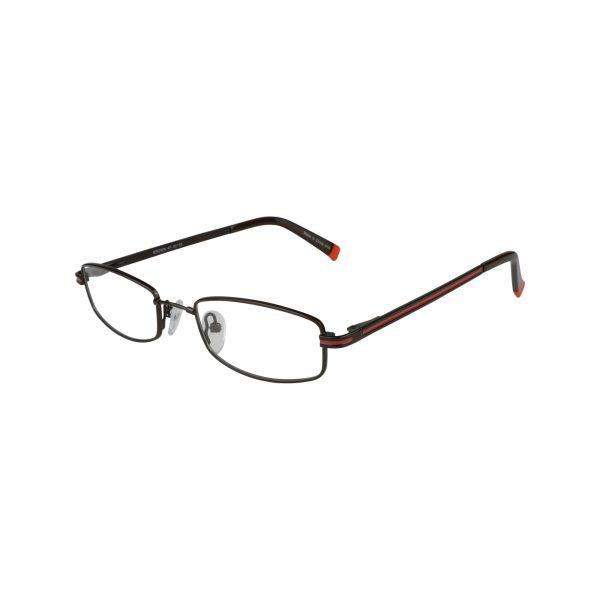 Flex 100 Brown Glasses - Side View