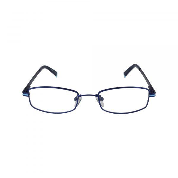 Flex 100 Blue Glasses - Front View