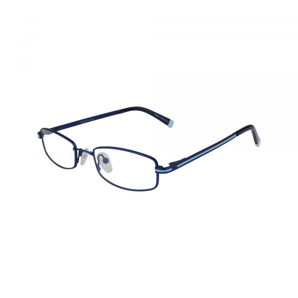 Flex 100 Blue Glasses - Side View