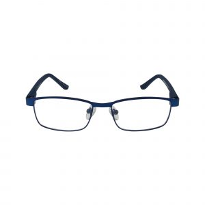 Kids 270 Blue Glasses - Front View