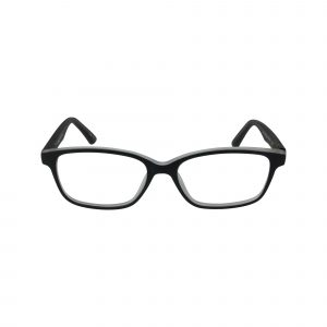 79 Black Glasses - Front View