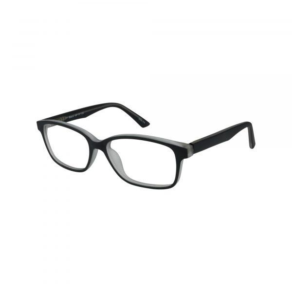 79 Black Glasses - Side View