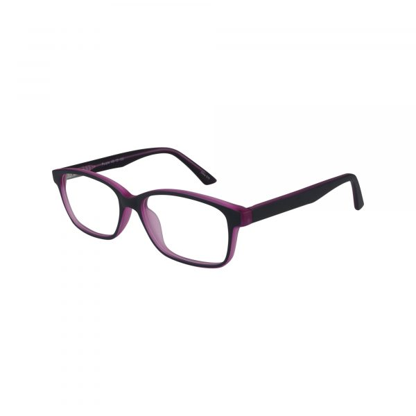 79 Purple Glasses - Side View