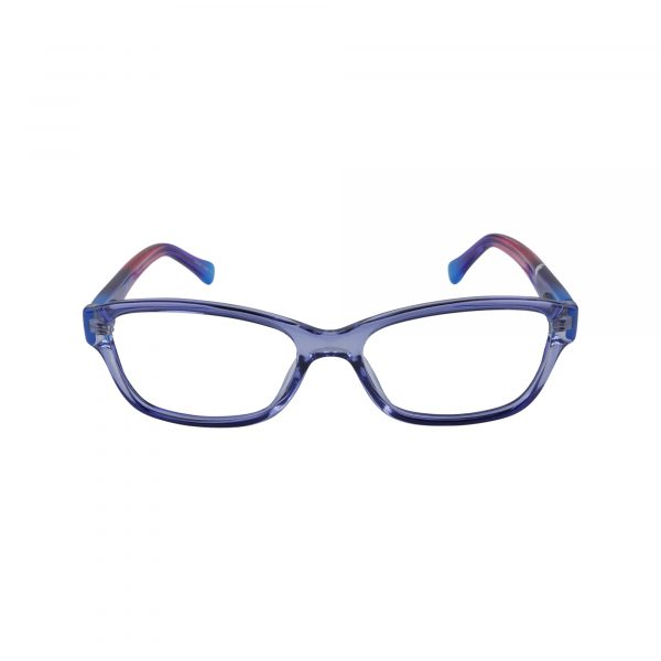 Jazzy Purple Glasses - Front View